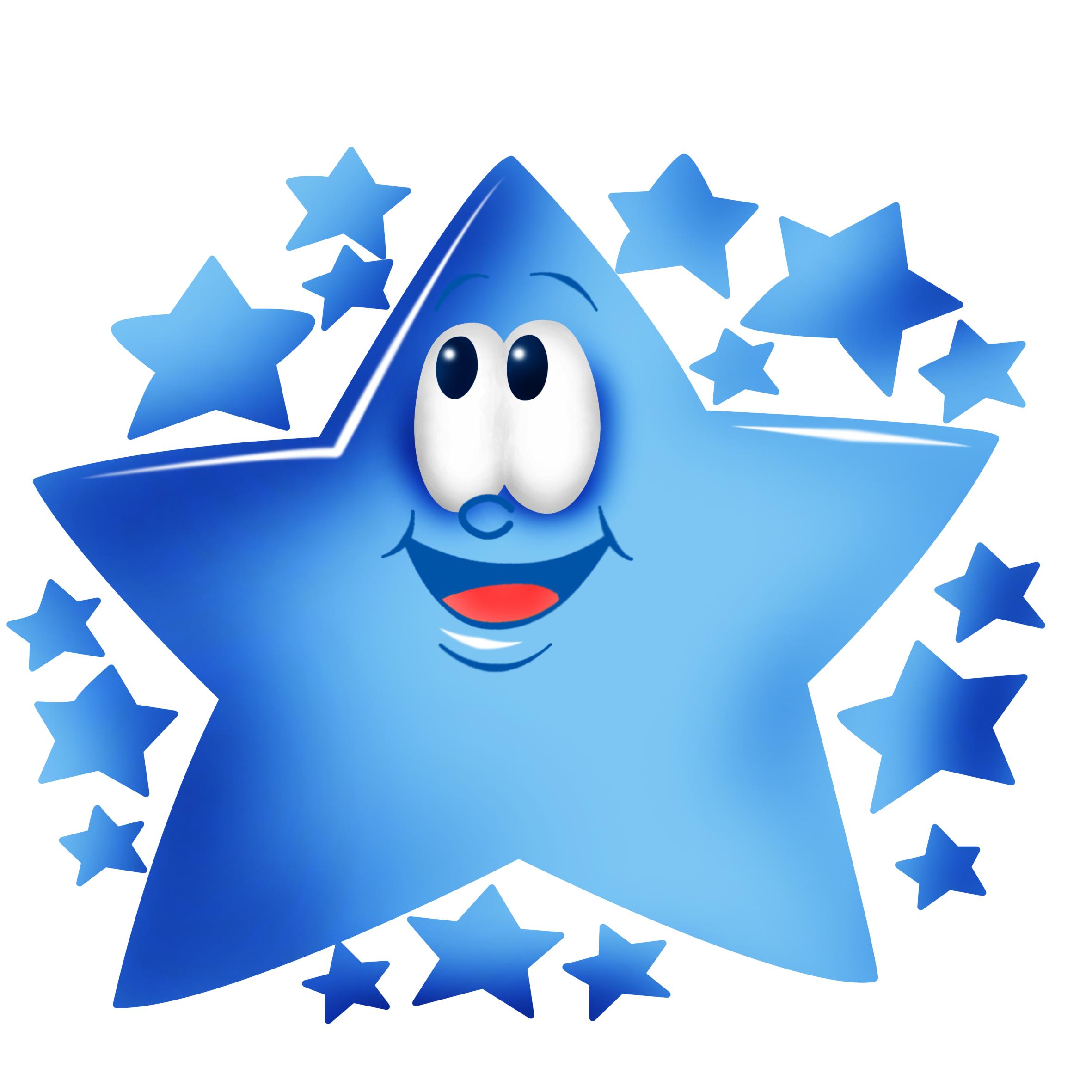 Картинка эмблемы звездочки